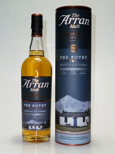 Arran The Bothy Quarter Cask Batch #2