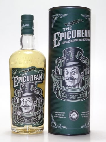 """The Epicurean"" Lowland Blended Malt Douglas Laing"