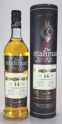 Inchfad 14 y.o. The Maltman