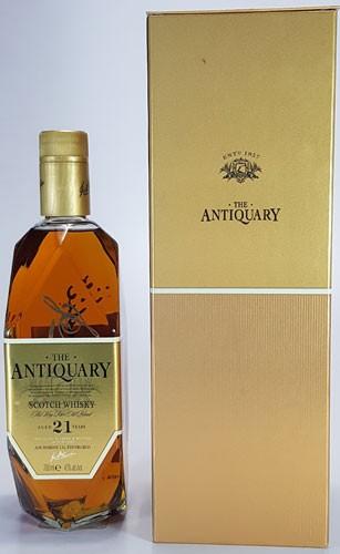 Antiquary 21 y.o.