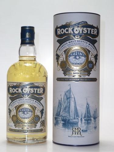 """""""Rock Oyster"""" Island Blended Malt Douglas Laing"""