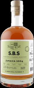 1423 S.B.S Jamaica 2004 Cask Strength