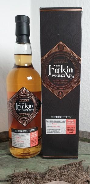 The Firkin Ten, Benrinnes 2008 Madeira
