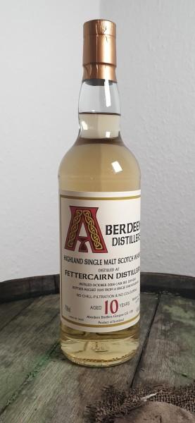 Fettercairn 10 y.o. Aberdeen Destillers