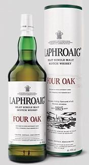 Laphroaig Four Oak 1 Liter