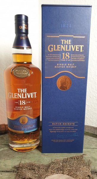 The Glenlivet 18 y.o. Batch Reserve