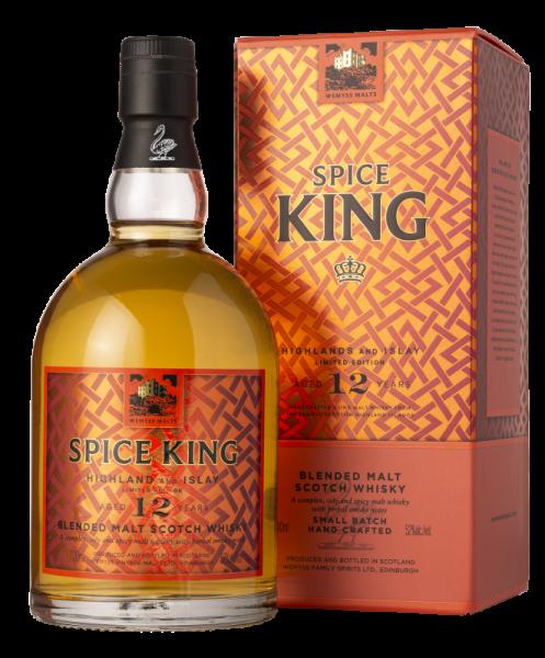 Wemyss Spice King Highland & Islay