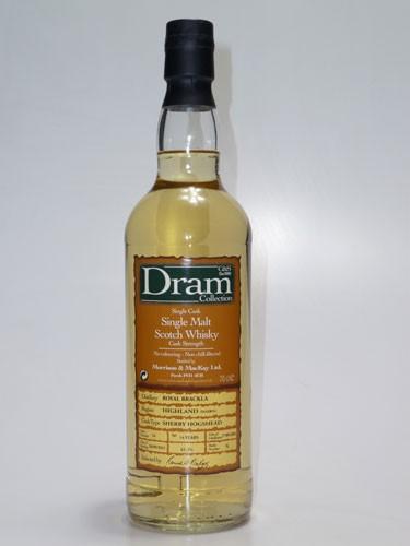 Royal Brackla 14 y.o. C&S Dram Collection Highlands