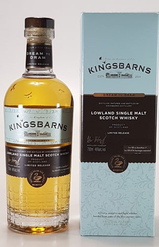 "Kingsbarns ""A Dream to Dram"""