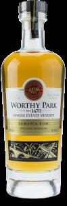 1423 Worthy Park Single EstateReserve Jamaika Rum