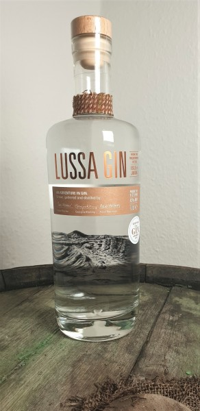 Lussa Gin from the Isle of Jura