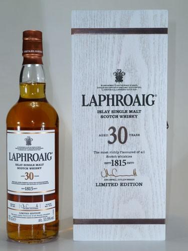 Laphroaig 30 Jahre