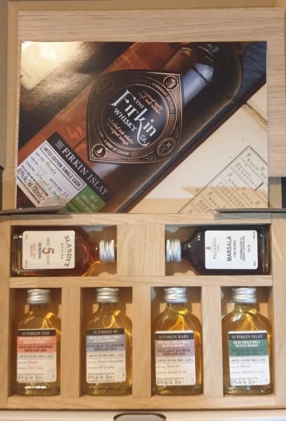 The Firkin Whisky Co. Home-Tasting-Set