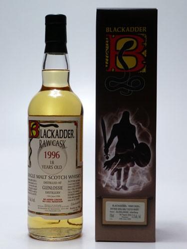 Glenlossie 18 y.o. Blackadder Raw Cask