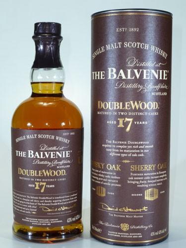 Balvenie 17 y.o. Double Wood