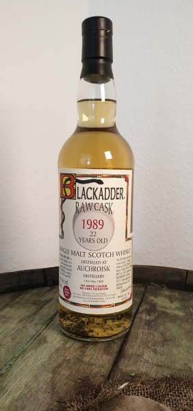Auchroisk 22 y.o. Blackadder Raw Cask