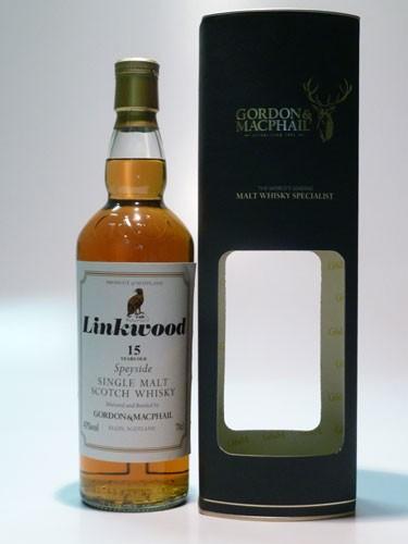 Linkwood 15 y.o. Gordon & MacPhail