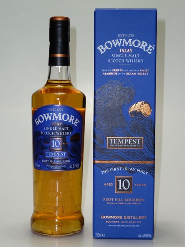 Bowmore Tempest Batch VI