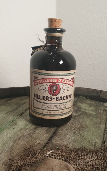 Filliers-Bachte (old label 1928)