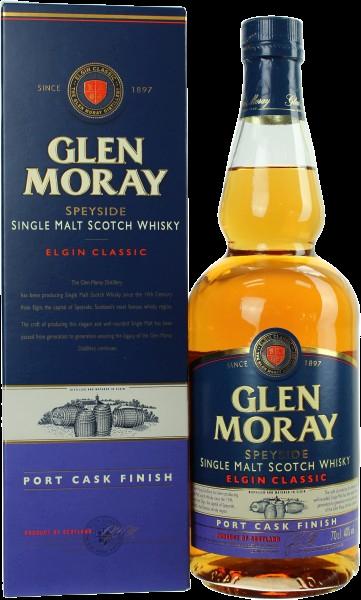 Glen Moray Port Finish