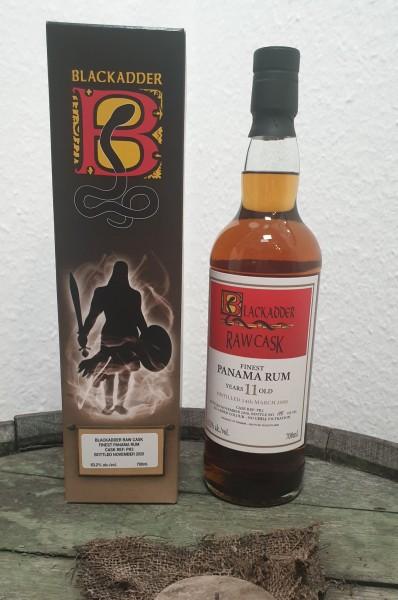 Panama 11 y.o. Rum Blackadder Raw Cask
