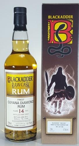 Rum Guyana Diamond 14 y.o. 2003-2017