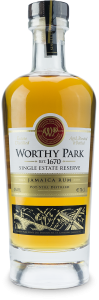 1423 Worthy Park Rum-Bar Rum White Overproof