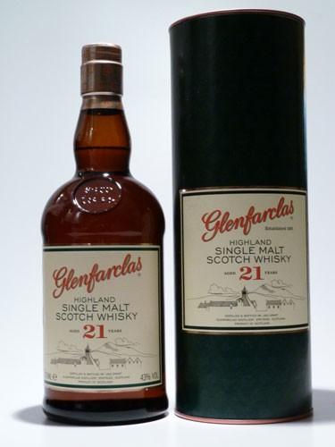 Glenfarclas 21 y.o.