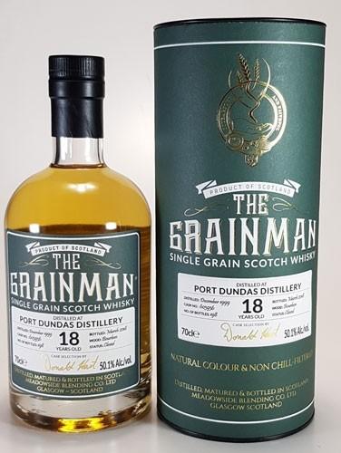 Port Dundas 18 y.o. The Grainman