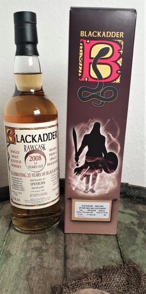 Speyburn11 y.o. Blackadder Raw Cask