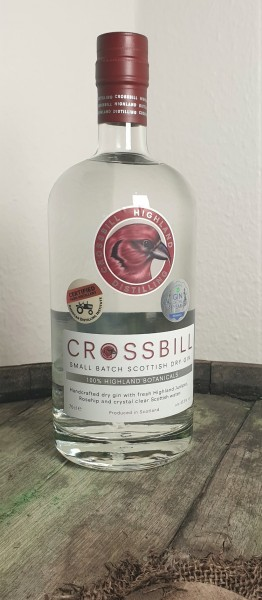 Crossbill Small Batch Scottish Dry Gin