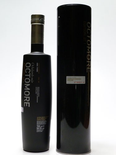 Bruichladdich Octomore 07.1 Scottish Barley
