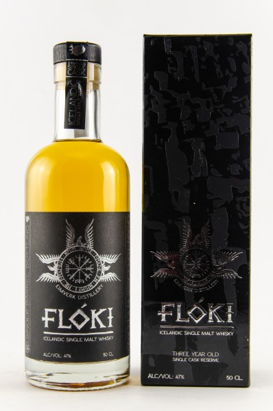 Floki Single Malt Whisky - Barrel 8