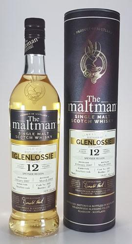 Glenlossie 12 y.o. The Maltman