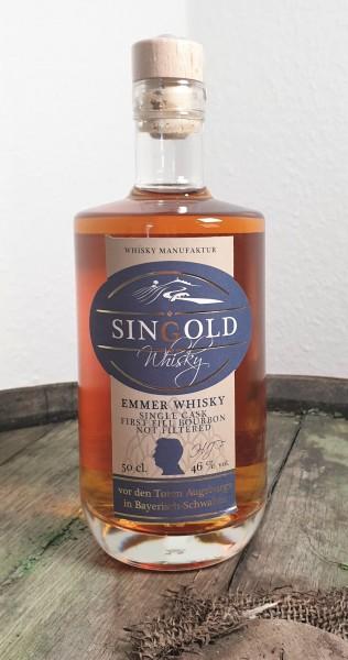 """Sin Gold """"Emmer Whisky"""" Single Cask"""