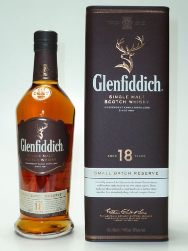 Glenfiddich 18 Small Batch Reserve