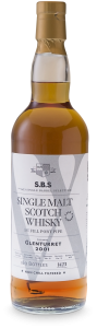 S.B.S. Glenturret 2001 Port Pipe, 15 Jahre Cask Strength