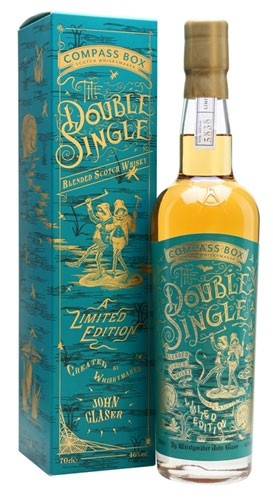 """The Double Single"" Compass Box"