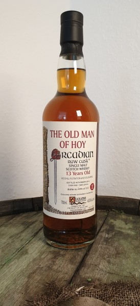 The Old Man of Hoy 13 y.o. Blackadder Raw Cask