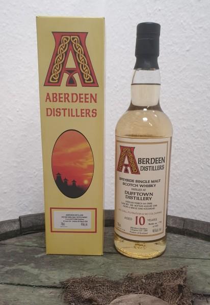 Dufftown 10 y.o. Aberdeen Destillers