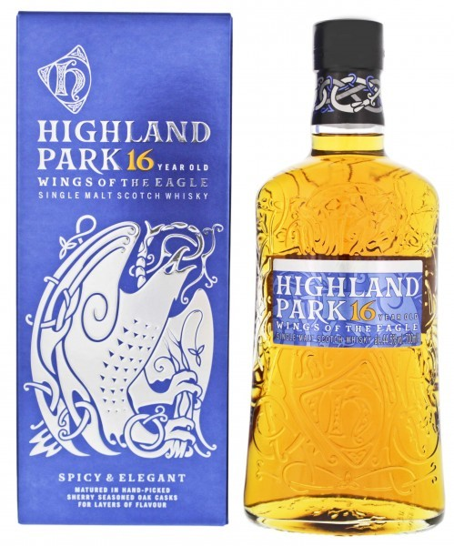Highland Park 16 Jahre Wings of the Eagle