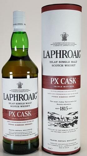 Laphroaig PX Cask 1 Liter