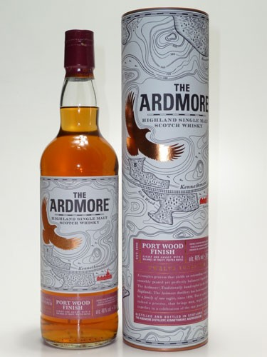 Ardmore 12 y.o. Port Wood Finish