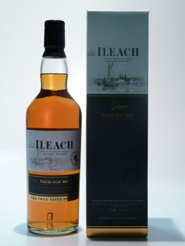 The Ileach Single Malt Whisky