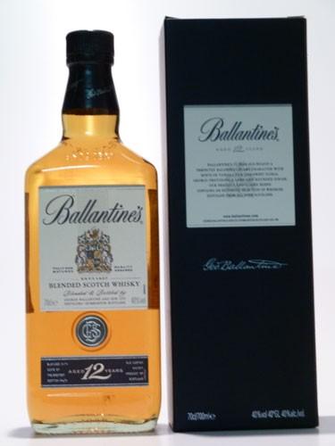 Ballantines 12 y.o. Special Res. Gold Seal