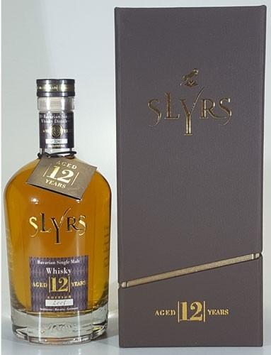 Slyrs 12 y.o. Edition 2005