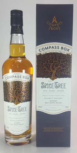 Spice Tree Blended Malt Whisky Compass Box