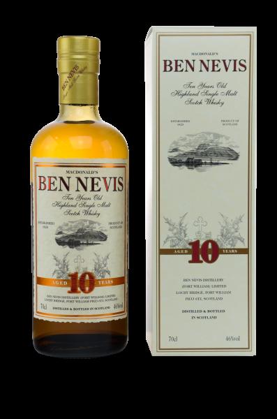 Ben Nevis 10 Jahre 2008/2018 CS Batch 001
