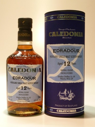 Edradour 12 y.o. Caledonia