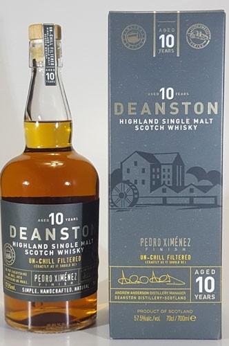 Deanston 10 y.o. PX